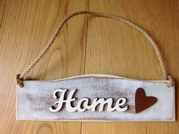 Cedulka Home - zvětšit obrázek