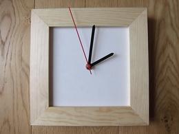 Hodiny 1/4V lišta 3,5cm - tichý hodinový strojek - zvětšit obrázek