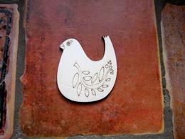 2D výřez ptáček bac.-v. 6,8x6,2cm - zvětšit obrázek
