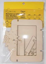 BAL-2v1 rámeček na šířku fota 10x15cm - SLUNÍČKO - zvětšit obrázek