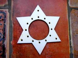 Lapač snů - hvězda v. 12,5x10cm - zvětšit obrázek