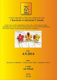 4.9.2014 - Cukrána a Kavárna U Josefa, Sez.Ústí 2 - zvětšit obrázek