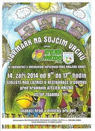 Jarmark na Sojčím vrchu 14.9.2014 - zvětšit obrázek