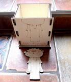 Krabička na tužky CHLAPEČEK 11,5x12x9cm