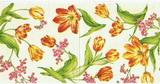 KV 034 - ubrousek 25x25 - tulipán