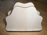 Stojánek na ubrousky ozdobný oblouk š.15x10,5cm
