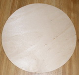 Prkénko kruh pr. 25cm