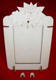2v1 rámeček na výšku fota 10x15cm - SLUNCE