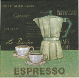 KC 066 PPD - ubrousek 33x33 - espresso coffe americano