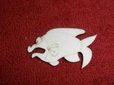 TP2D048 - 2D výřez Ryba typ C malá -5x3cm