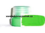 Akrylová barva MAT 40g č.35 sv.zelená