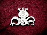 2D výřez mimozemská chobotnice v.6x8cm