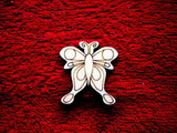 2D výřez motýlek č.5 - v.4x3,8cm