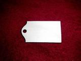 Jmenovka na dárky č.5 - 7x4cm