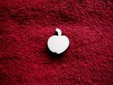 TP3D0050 - Jablíčko malé 3x2,7cm