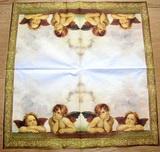 OS 161-ubrousek 33x33 -andělé