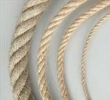*Přírodní jutový provaz o síle 5-6mm-cena za 1m