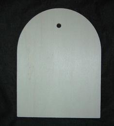Prkénko oblouk 21 x 16cm