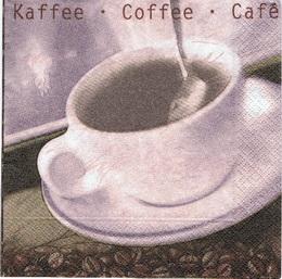 KC 039 - ubrousek 33x33 - kaffee