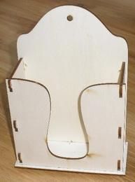 TP3D0127  - Zásobník na složené papírové kapesníčky 14x23x6,5cm - zvětšit obrázek