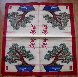 OS 004 - ubrousek 33x33 - bonsaj