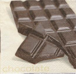 KM 001 - ubrousek 25x25 - èokoláda