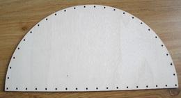 SBPD006 - dno na pedig pøekližka oblouk 30x15cm