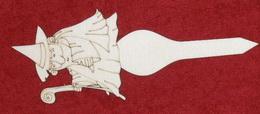 zápich kouzelník v.17,5x6,5cm