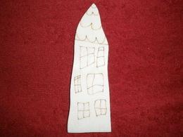 2D výøez DOMEÈEK NATÁLKA - 13x4,3cm