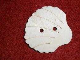 TP3D0251 - Sponka nebo knoflík MUŠLE - 5,5x5,2cm - zvětšit obrázek