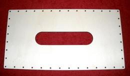 Horní víko - zásobník na papírové kapesníky 27x14cm