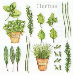 BY 065 - ubrousek 33X33 - herbas