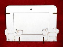 2v1 rámeèek na šíøku fota 10x15cm - 2pejsci