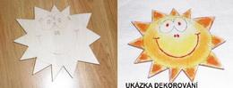 Sluníèko s úsmìvem 11x13cm