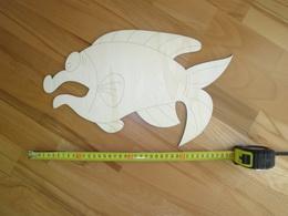 MAXI DEKORACE Ryba - v.21x35cm