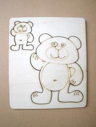 2SE012 - 2d sestava medvídek