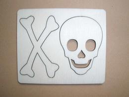 2SE014 - 2d sestava pirátský znak