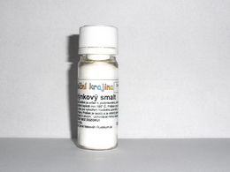 PTS01 - Plotýnkový smalt PRÙHLEDNÁ cca 10g