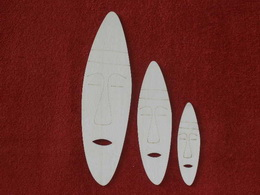 TRS06- Trojsestava Maska úzká