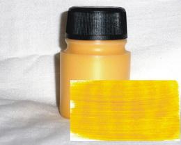 105_10 - Akrylová barva MAT 70g světlá žlutá sluníčková - zvětšit obrázek