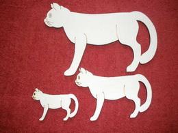 TRS13 - Trojsestava Kočka stojící - zvětšit obrázek