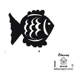 Razítko ryba č.4 - v.5,2x6,2cm - zvětšit obrázek