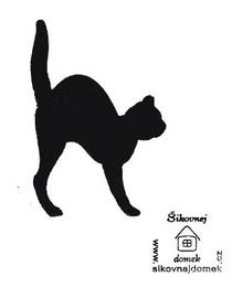 Razítko koèka 3 - v.7,5x5cm