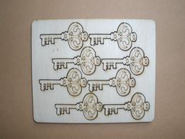 2SE044 - 2D sestava malá klíè ozdobný