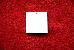 2D výøez pøívìsek ètverec 4x4cm
