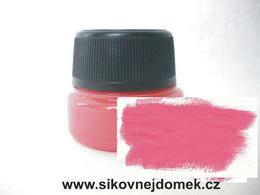 0805 - Akrylová barva MAT 40g sv. rùžová