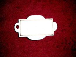 Jmenovka na dárky è.6 - 7,2x4,8cm