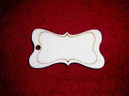 Jmenovka na dárky è.12 - 7,5x4,2cm