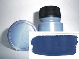 è.45 - Akrylová barva MAT 140g tmavá modro-fial. VELKÉ BALENÍ