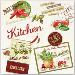 KM 005 - ubrousek 33x33 - kitchen